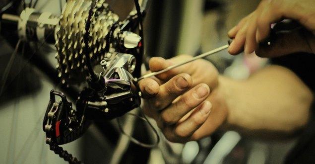 初心者が注意したいロードバイクの組み立て方