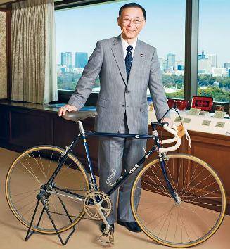 「自転車が趣味!」という芸能人といえばこの …