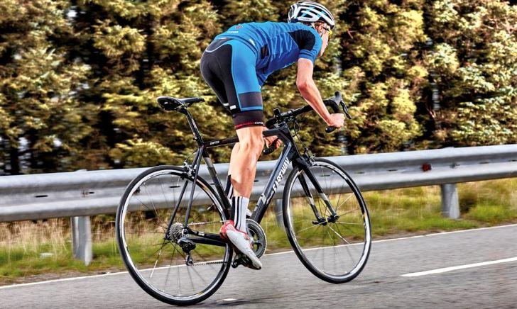 ロードバイクの筋力アップにプロテイン