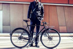クロスバイクのパンク修理方法