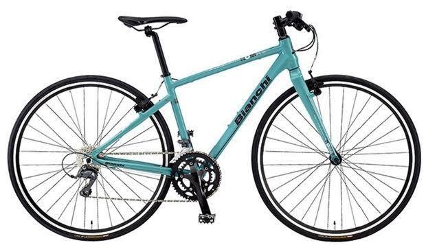 Bianchi(ビアンキ)おすすめクロスバイク