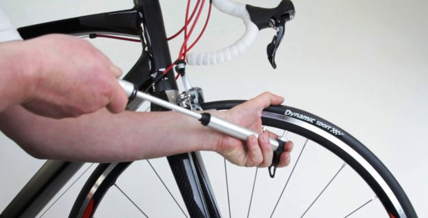 ロードバイクの携帯用空気入れ・ポンプの選び方・おすすめ