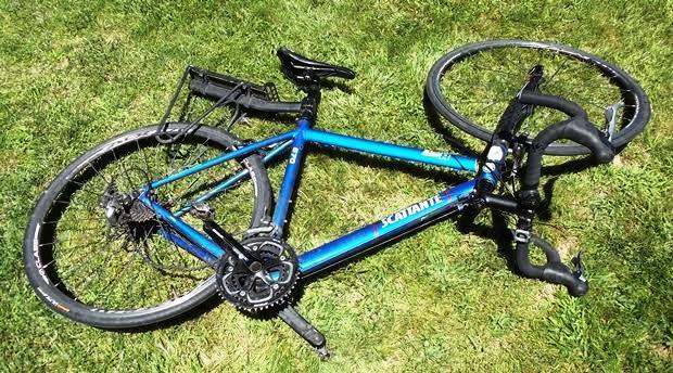 自爆自転車は危険:事故を起こして怪我をしない方法とは