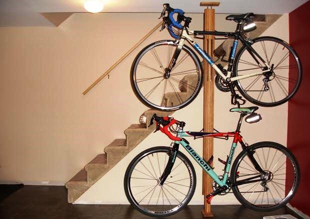 ロードバイクの保管場所・方法は室内がおすすめ【盗難】