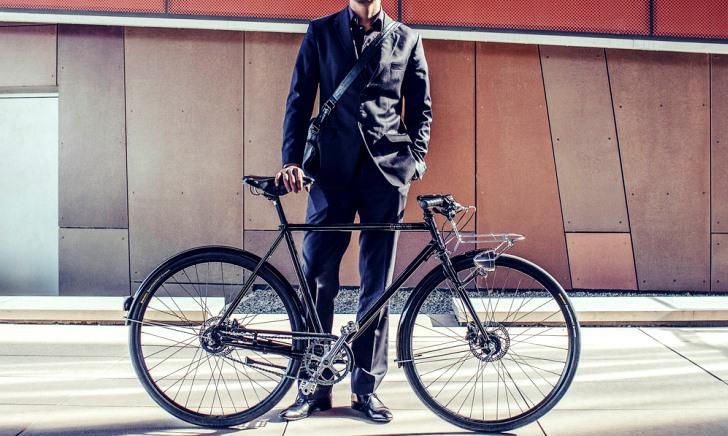 クロスバイクの後輪を脱着する方法・やり方【クイックリリース】