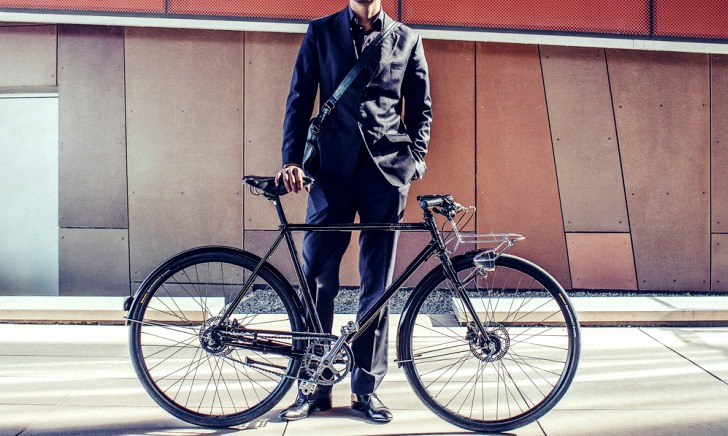 クロスバイクの前輪を脱着する方法・やり方【クイックリリース】