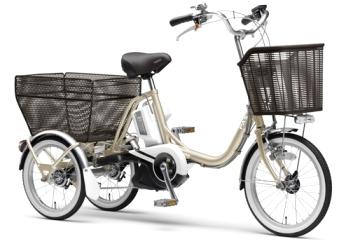 高齢者・お年寄りにおすすめな電動アシスト三輪自転車