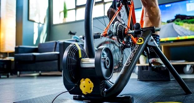 固定ローラー台でトレーニングするときの注意点・準備